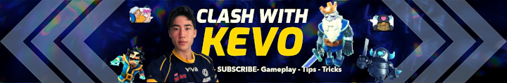 Clash with Kevo's YouTube banner