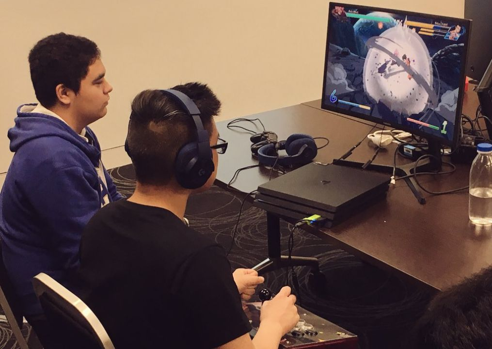 GhostChips v Toash in the grand final of the Auckland Open Qualifier