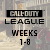 Call of Duty Tier Rankings: CoD League Weeks 1-8
