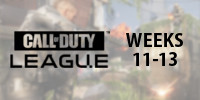 Call of Duty Tier Rankings: CoD League Weeks 11-13
