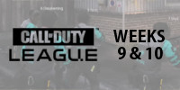 Call of Duty Tier Rankings: CoD League Weeks 9 & 10