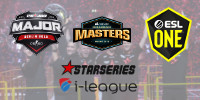 CSGO Tier Rankings: StarSeries, DH Malmo, ESL NY, and Berlin Major