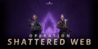 Counter-Strike's new operation - Operation Shattered Web