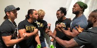 The Elite def. The New Day...in Street Fighter