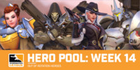 Overwatch League Week 14 - Hero Bans and Match-ups