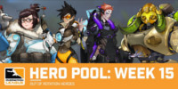 Overwatch League Week 15 - Hero Bans and Match-ups