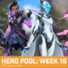 Overwatch League Week 19 - Hero Bans and Match-ups