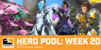 Overwatch League Week 20 - Hero Bans and Match-ups