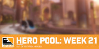 Overwatch League Week 21 - Hero Bans and Match-ups