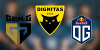 Rumor Roundup: Dignitas, Gen.G, OG entering CS with new rosters