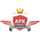 Logo for APK Prince