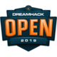 Logo for DreamHack Open