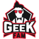 Logo for Geek Fam