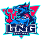 Logo for LNG Esports