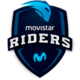 Logo for Movistar Riders